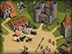 Tribas - Schermata villaggio